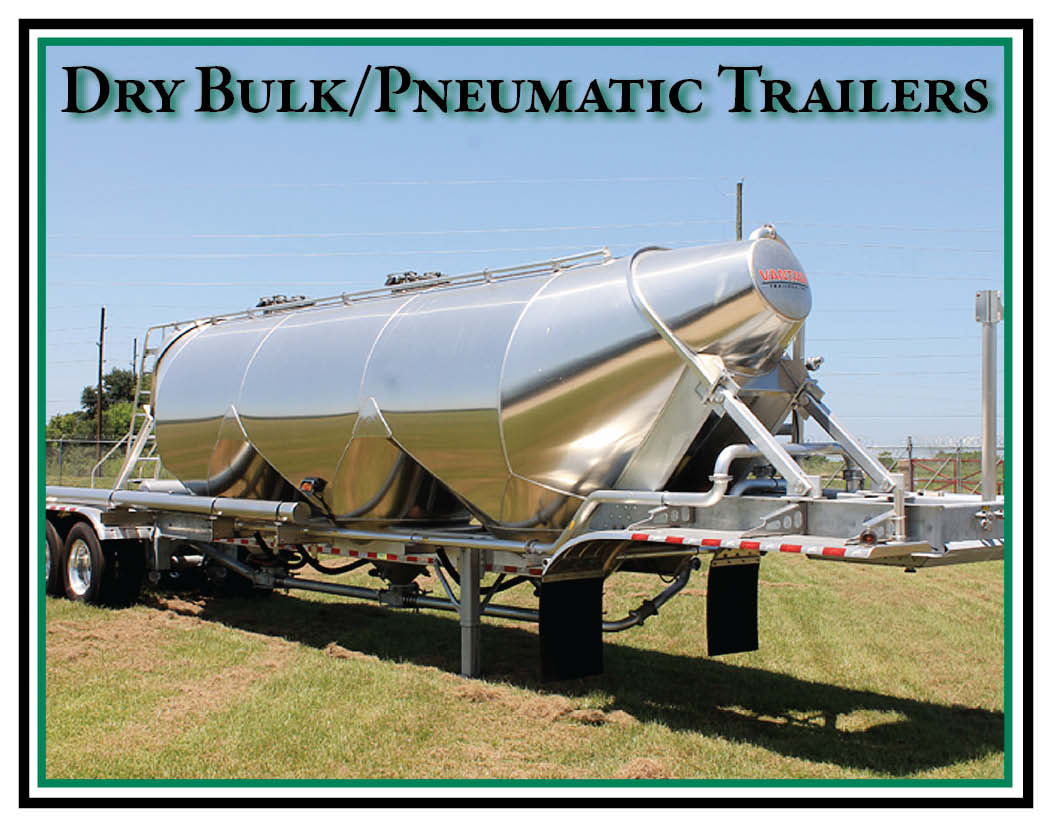 Pneumatic Trailers for Sale