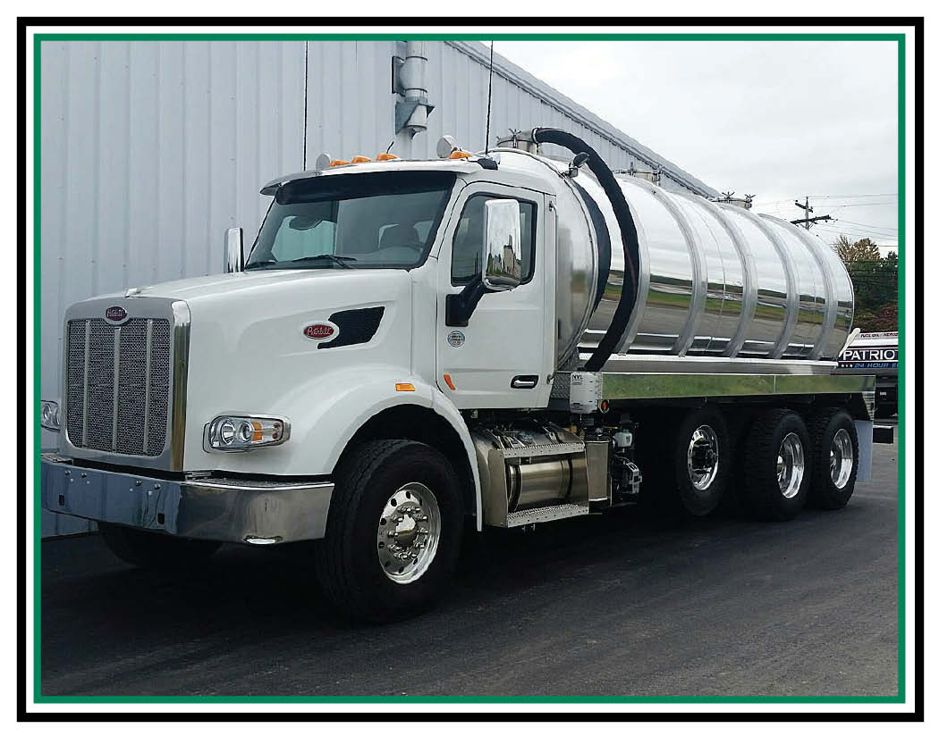 2016 PETERBILT 567 Tank Truck for Sale